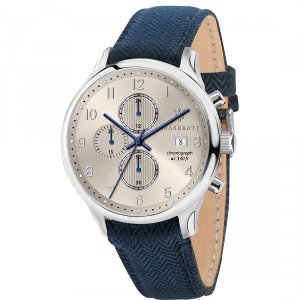 Orologio Cronografo Uomo Maserati Gentleman Codice: R8871636004