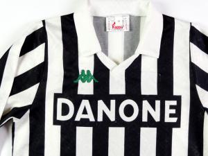 1992-94 Juventus Maglia Home YS *Ragazzo