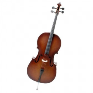 ARROW ST631 VIOLONCELLO 3/4 CON CUSTODIA IN NYLON