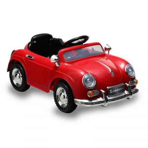 Auto Macchina Elettrica per Bambini Speedstar Biemme Rossa