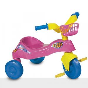 Triciclo per bambini Flash Colore Rosa by Biemme