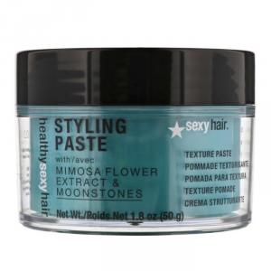 Healthy Sexyhair Styling Paste Crema Strutturante 50g