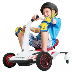 Quad Kart elettrico per bambini Turnado per derapare 24V