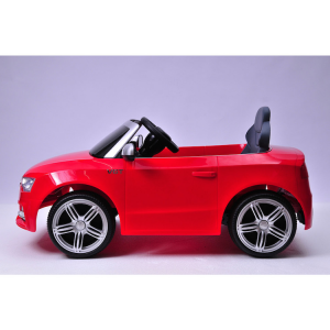 Auto Macchina Elettrica per Bambini Audi S5 12V Rossa Biemme
