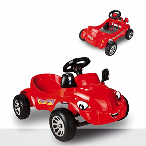 Auto Macchina a pedali per bambini Happy Herbie by Biemme