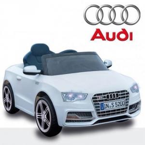 Auto Macchina Elettrica per Bambini Audi S5 12V BIANCA Biemme