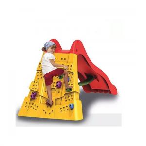 Scivolo Climbing per bambini con parete scalabile, Biemme
