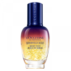 L'Occitane Immortelle Rest Nuit Oil In Serum 30ml
