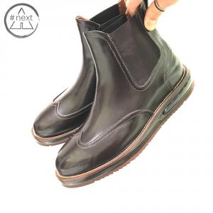 Barleycorn - Air Chelsea Boot - Choco leather