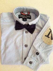 Camicia neonato elegante 3-30 mesi