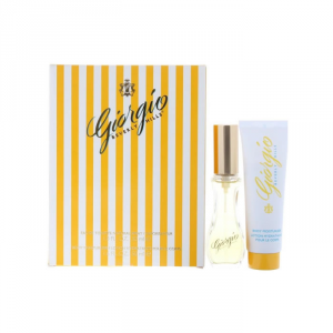 Giorgio Yellow Eau De Toilette 30ml Set 2 Parti 2018