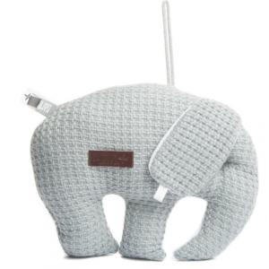 Gioco cuscino decorativo Elefante Soft Stone