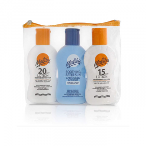 Malibu Body Lotion SPF20 100ml Set 3 Piezas 2018