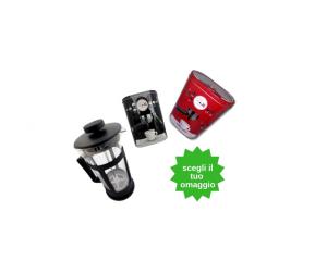 200 capsule nespresso compatibili con omaggio a scelta