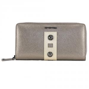 Woman wallet Cromia GLORIA 2640734 ACCIAIO