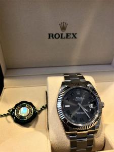 Orologio Rolex Datejust mod. Wimbledon