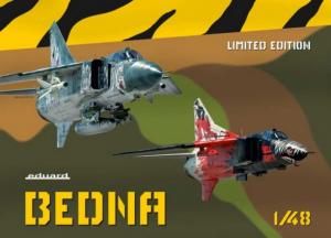 MiG-23MF/ML - Bedna