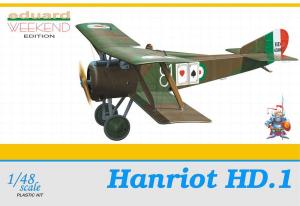 HANRIOT HD.1