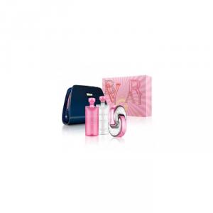 Bvlgari Omnia Pink Sapphire Eau De Toilette 65ml Set 3 Parti 2018