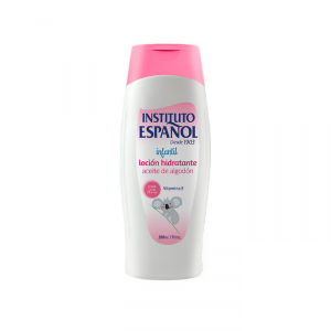 Instituto Español Infantil Moisturizing Body Lotion 500ml
