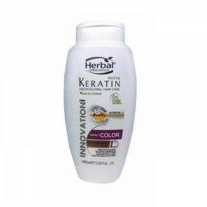 Herbal Hispania Phyto Keratin Pertect Color Shampoo 400ml