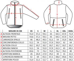 Soft shell jacket Condor SBB