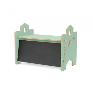 CasaCocò Rigo scrivania con lavagna in legno di pioppio Cocò&Design Vari colori