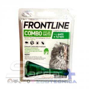 FRONTLINE COMBO GATTINO