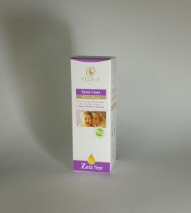Spray corpo aroma efficace contro le zanzare 100ml