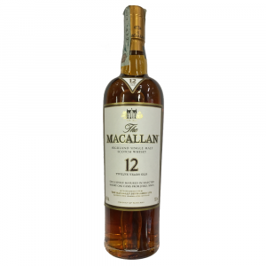 The Macallan - Whisky Single Malt 12 YO
