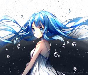 Feeling Blue YUNIIHO illustrations