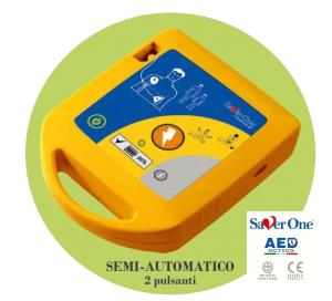 Defibrillatore SAVER ONE PAD  Semi-Automatico STANDARD 200J
