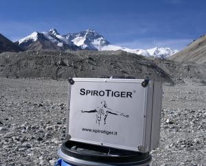 Valigia Alluminio per SpiroTiger