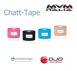 Kinesiology Tape Chatt-Tape