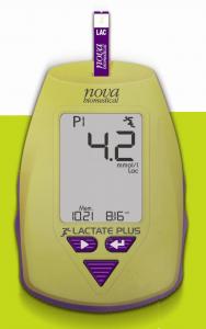 LACTATE PLUS - misuratore di lattato ematico