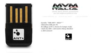 USB ANT+ Stick Moxy