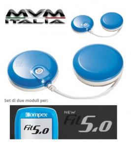 Set 2 moduli Compex Wireless FIT 5.0