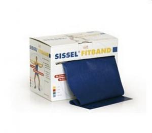 SISSEL® FITBAND blu 14,5cm rotolo 25m, (x-forte)