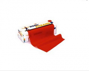 SISSEL® FITBAND rosso 14.5cm rotolo 5m (medio)