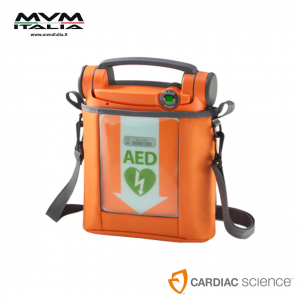 Sacca da trasporto per defibrillatore CARDIAC science Powerheart G5