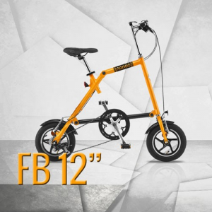 Nanoo Bici Pieghevole - 12