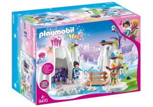 PLAYMOBIL GROTTA DEL DIAMANTE DELL'AMORE 9470