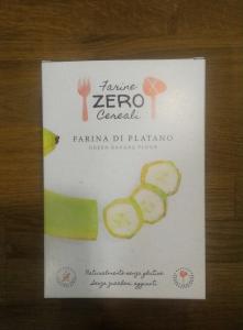 Farina di Platano Zerocereali - 500g