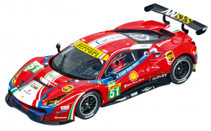 CARRERA DIGITAL 132 FERRARI 488 GTE AF CORSE, NO.51 20030848
