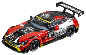 CARRERA DIGITAL 132 MERCEDES-AMG GT3 AKKA ASP, NO.87 20030846