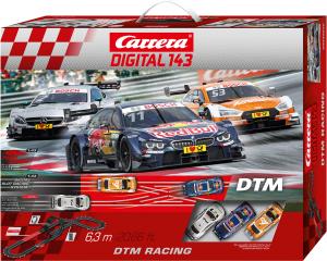 CARRERA DIGITAL 143 DTM RACIGNG 20040036