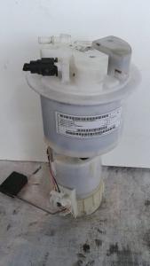 Pompa carburante con trasduttore galleggiante usata originale Peugeot 107 1.0 benz. 2005>