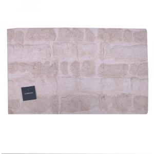 Tappeto da bagno in spugna 70x110 cm Carrara GRANADA naturale