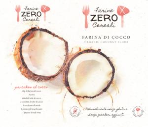 Farina di Cocco Zerocereali - 500g