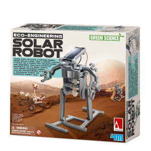ROBOT A ENERGIA SOLARE  - GREEN SCIENCE
